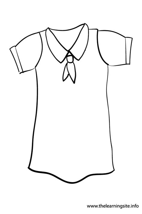 coloring pages school uniform uniform coloring pages download and print for free