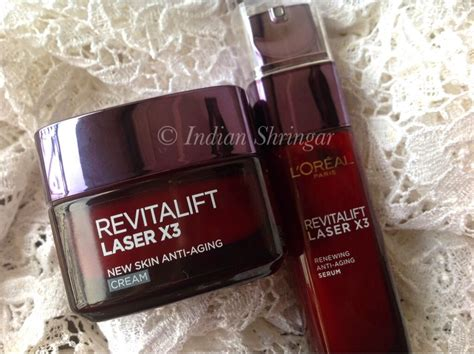 Serum Loreal Revitalift l oreal revitalift laser x3 serum and anti aging