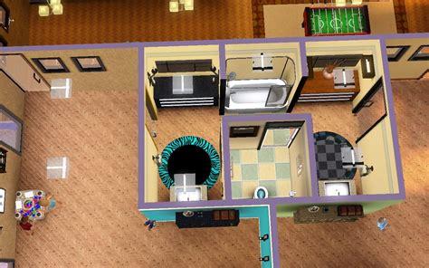 shaped  bedroom  jack  jill bath design ideas