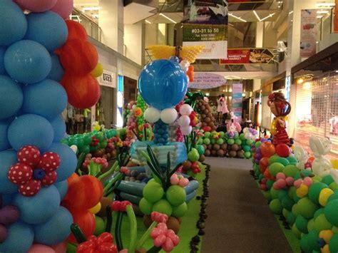 balloon decoration singapore favors ideas