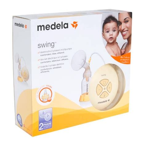 medella swing swing single electric breast pump medela