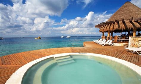 park royal cozumel stay with airfare from vacation express in cozumel groupon getaways