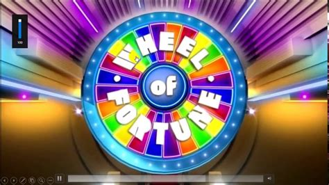 wheel of fortune powerpoint version 2016 updated youtube