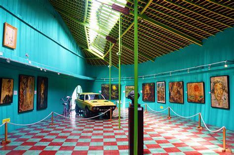 enjoying beautiful arts  affandi museum idbackpackercom