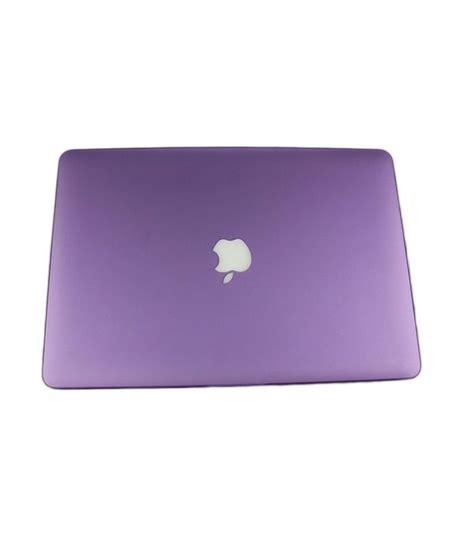 Macbook Matte Purple offerscart matte rubberized purple for apple
