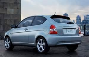 hyundai accent gls compact car rental toronto ontario