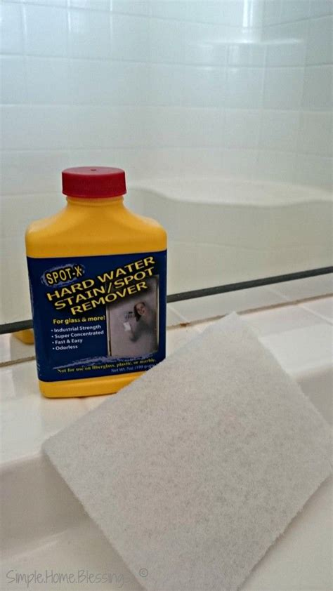 Cleaning Clear Glass Shower Doors 1000 Images About How To Clean Stuff On