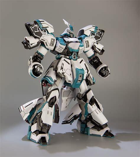Gundam Msn 04 Sazabi Mg Bandai custom build mg 1 100 msn 04 sazabi ver ka with diorama