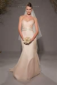 Blush Bridal Blush Wedding Dresses Food Matters