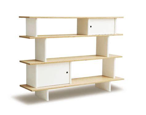 children s modern bookcase unit by nubie modern