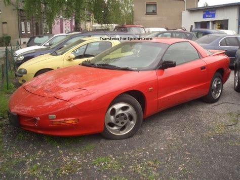 gmc sports car 1994 gmc firebird car photo and specs
