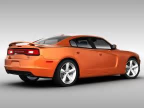 Models Of Dodge Charger Dodge Charger 2013 3d Models Cgtrader