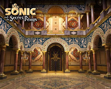palace interior wallpaper wallpapers sonic the secret rings last minute continue