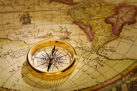 map compass a beginner s guide to personal integrity think different
