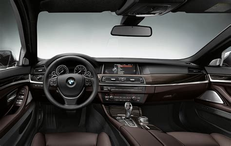 5 Series Bmw Interior by Bmw 5 Series 2014 Interior