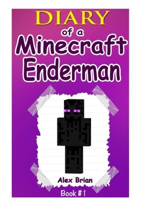 diary of a minecraft enderman trilogy unofficial minecraft books for nerds adventure fan fiction diary series books diary of a minecraft enderman toolfanatic