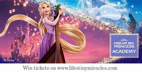 Dream Big Sweepstakes - giveaway dream big princess academy life s tiny miracles
