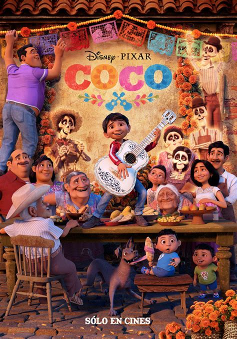 film coco berapa jam coco s director tweets out new spanish poster nothing