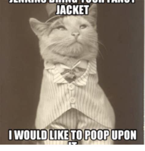 Meme Jacket - jacket iwouloilietopoopoupon jacket meme on sizzle