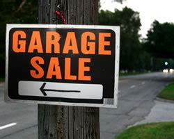 Another Name For Garage Sale by Detoxyourthoughts Just Another Chapter In