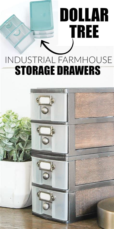 Cheap Home Decor Store by How To Get The Industrial Farmhouse Look With Dollar Tree