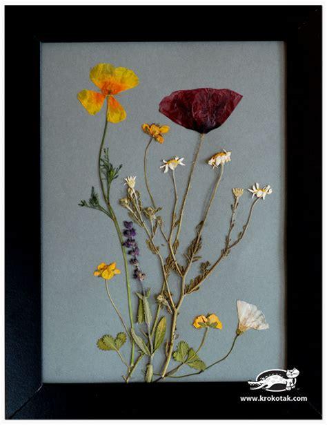 quadri di fiori secchi cuoriefiori tutorial quadri con fiori secchi