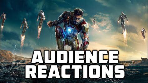 iron man marathon spoilers audience reactions