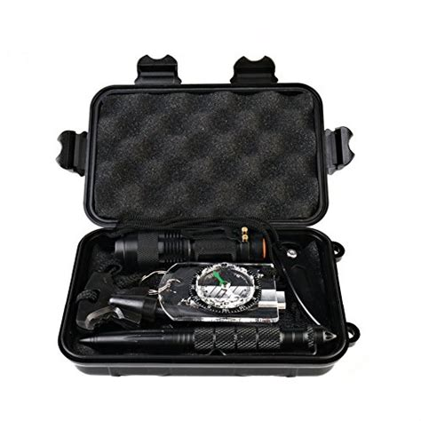10 Sets Professional Survival Kit Outdoors Travel Hiking Cing Emerg 10 in 1 professional survival kit outdoor travel hike field c emergency kits outdoor store