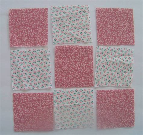9 Patch Quilt Block Pattern by How To Make Nine Patch Blocks Free Software And