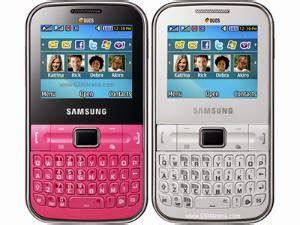 Hp Samsung Ch samsung ch t 233 handphone dual simcard gsm pertama dari samsung