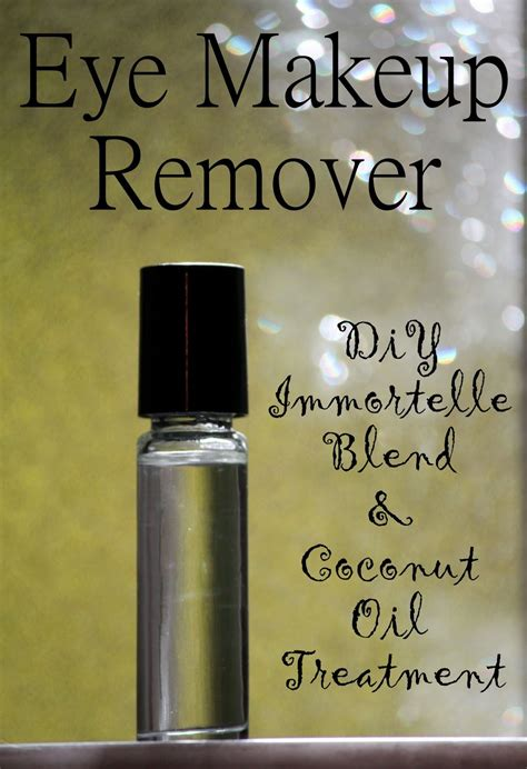diy eye makeup remover hairstyel01 coconut eye makeup remover with essential oils