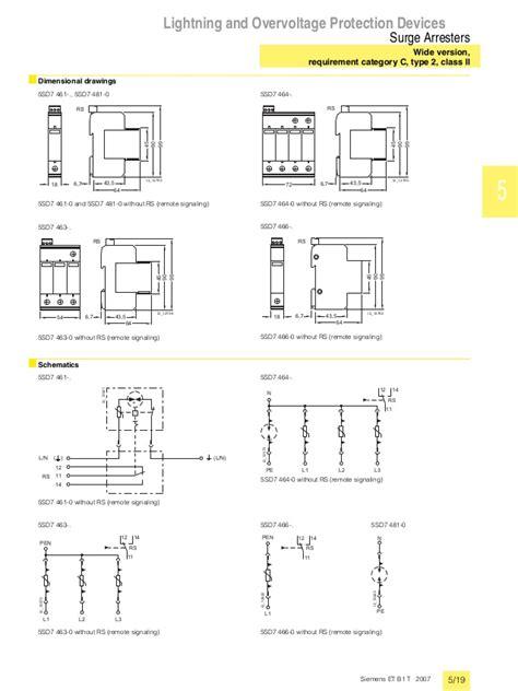 surge arrestor wiring diagram resistor wiring capacitor