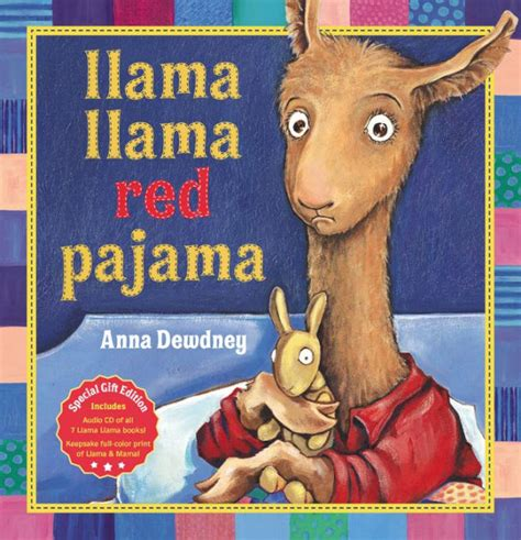 libro llama llama red pajama llama llama red pajama gift edition by anna dewdney hardcover barnes noble 174