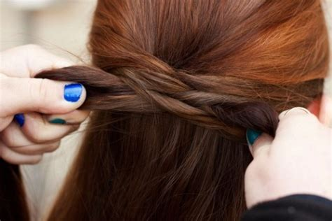 Different Types Of Plaits For Hair Step By Step by