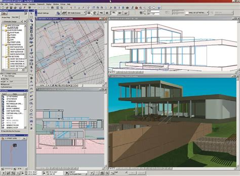 build a house software aec from the ground up the building information model