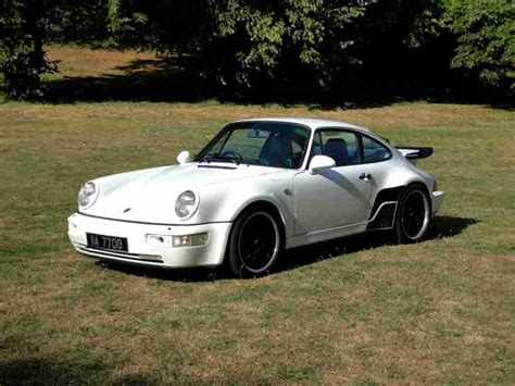 porsche 964 white porsche 1972 911 white 964 torbo car for sale