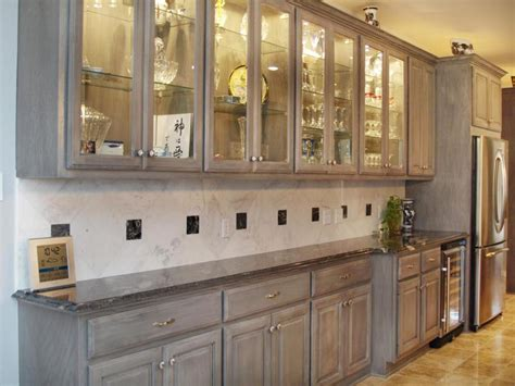 how to stain kitchen cabinets gray 20 gorgeous kitchen cabinet design ideas cabinet design