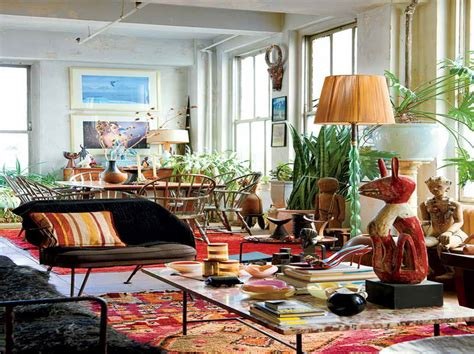 eclectic decorating style  home interior design roy