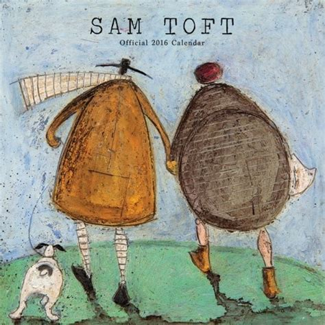 Calendar 2018 Artist Sam Toft Calendars 2018 On Abposters