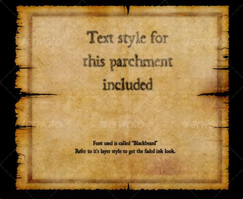 parchment powerpoint template parchment graphicriver