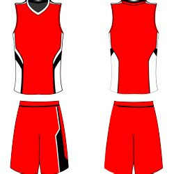 download software desain jersey basket kaos basket tim red