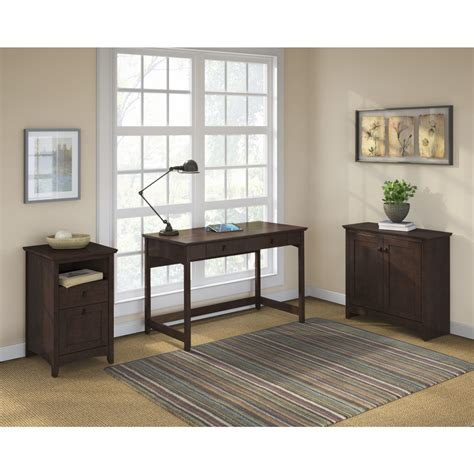 low computer desk darby home co egger computer desk with low storage cabinet