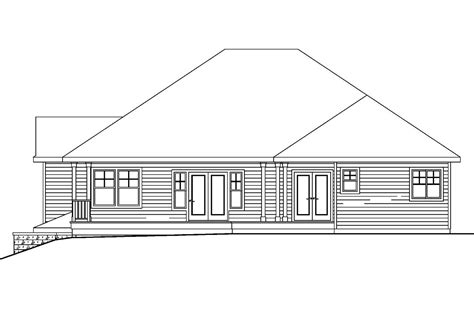 House Plans For Sloping Lots In The Rear by House Plans For Sloping Lots In The Rear House Plans For