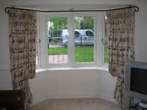 wooden bay window curtain pole bay poles fit ex