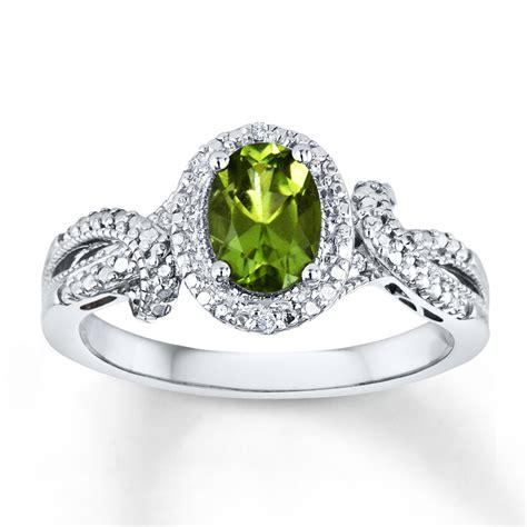 Peridot Rings by Peridot Rings Silver Jewelry
