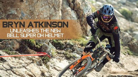 Helm Bell Dh the new bell dh two helmets in one