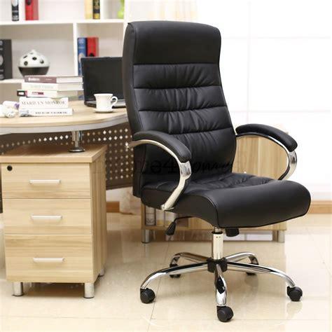 Computer Desk Posture Mexico Premium High Back Executive Leather Office Chair Computer Desk Posture Ebay