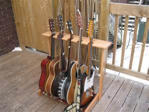 trees and tunes guitar stands racks