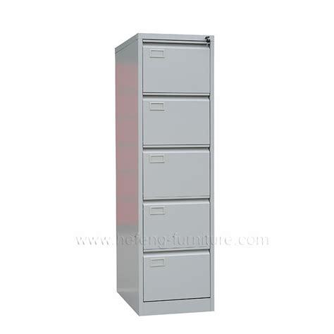 Lemari 5 Laci Cabinet filling cabinet besi 5 laci hefeng furniture