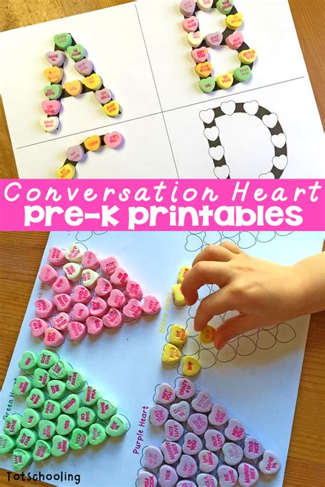 Pre K S Day Cards Templates by Free Valentines Day Learning Activity Free Homeschool